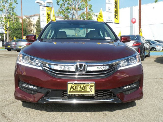 New 2016 Honda Accord Sedan 4dr V6 Auto EX-L w-Navi and Honda Sensing