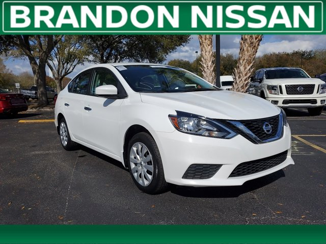 Used 2017 Nissan Sentra in Tampa, FL
