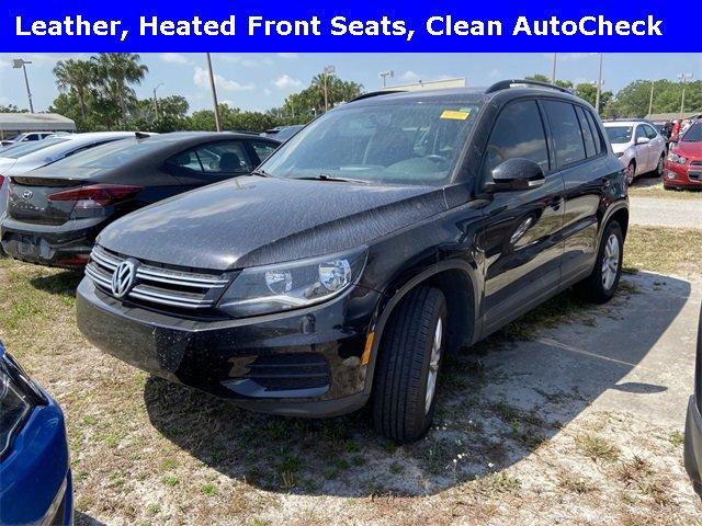 Used 2015 Volkswagen Tiguan in Lakeland, FL