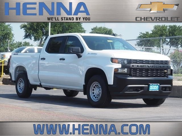 New 2019 Chevrolet Silverado 1500 in Austin, TX
