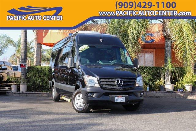 Used 2016 Mercedes-Benz Sprinter 2500 in Costa Mesa, CA