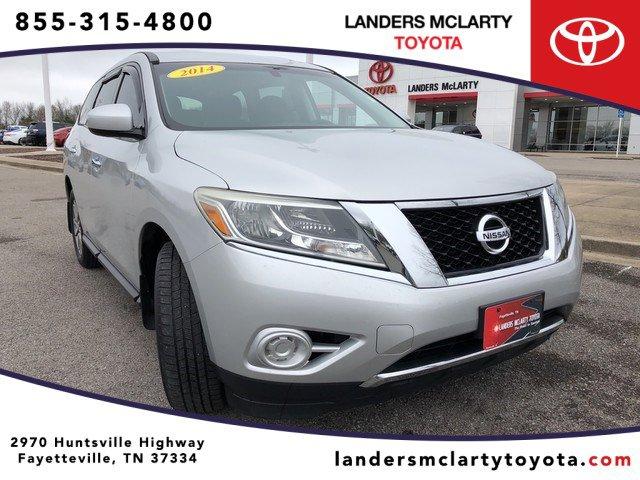 Used 2014 Nissan Pathfinder in Fayetteville, TN