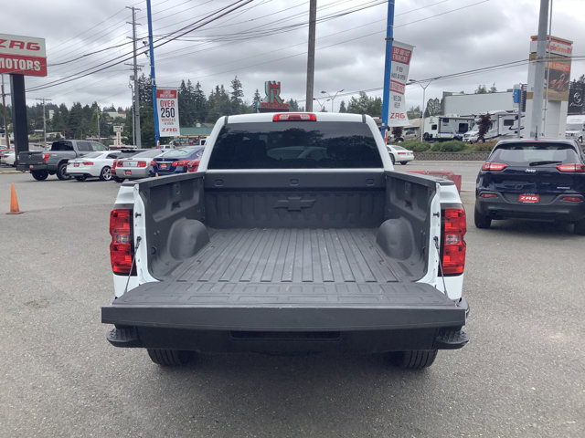 Used 2017 Chevrolet Silverado 1500 2WD Double Cab 143.5 Work Truck