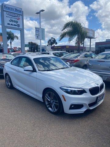 Used 2018 BMW 2 Series in Chula Vista, CA