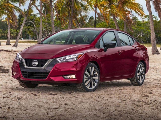 2021 Nissan Versa S S Manual Regular Unleaded I-4 1.6 L/98 [1]