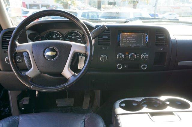 Used 2009 Chevrolet Silverado 1500 4WD Ext Cab 143.5 LT
