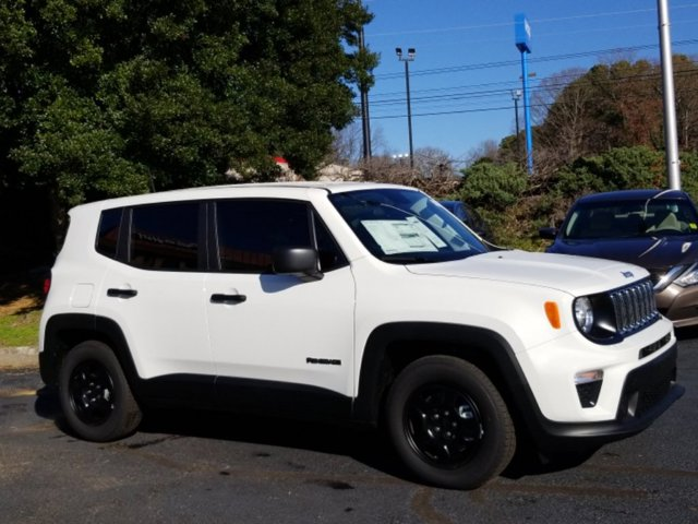 New 2020 Jeep Renegade in Chattanooga, TN