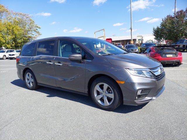 2019 Honda Odyssey EX-L w-Navi-RES Auto