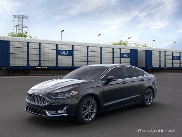 2020 Ford Fusion Hybrid Titanium Titanium FWD Gas/Electric I-4 2.0 L/122 [0]