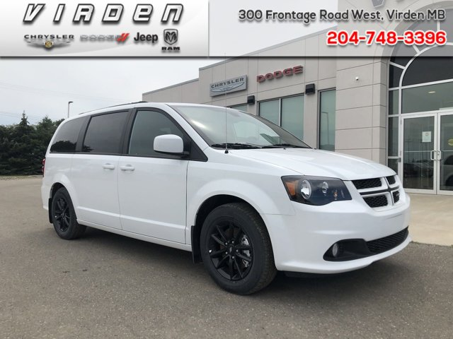 2020 Dodge Grand Caravan GT GT 2WD Regular Unleaded V-6 3.6 L/220 [1]