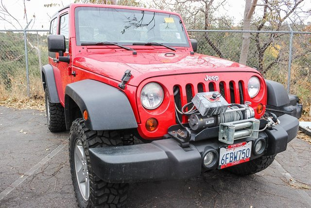 2008 Jeep Wrangler X 4WD 2dr X Gas V6 3.8L/231 [0]