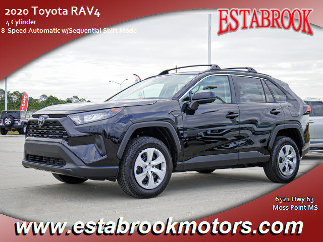 Used 2020 Toyota RAV4 in Moss Point, MS
