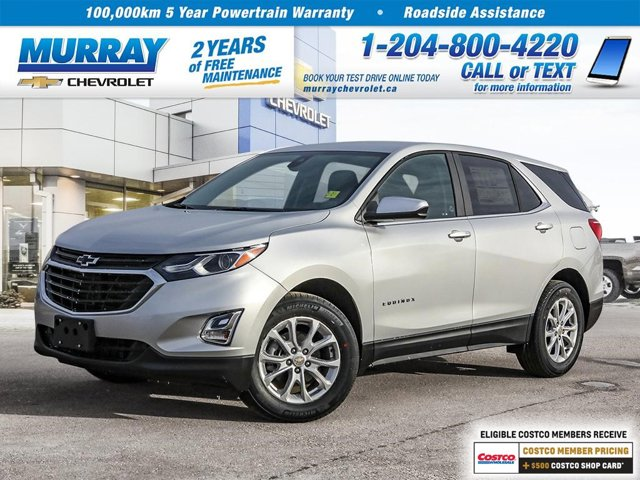2021 Chevrolet Equinox LT FWD 4dr LT w/1LT Turbocharged Gas I4 1.5L/92 [6]