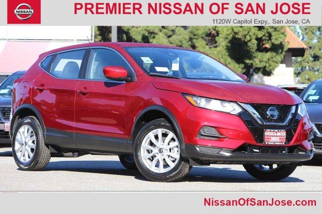 New 2020 Nissan Rogue Sport in San Jose, CA