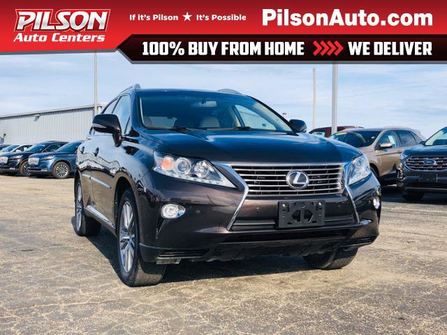 Used 2015 Lexus RX 350 in Mattoon, IL