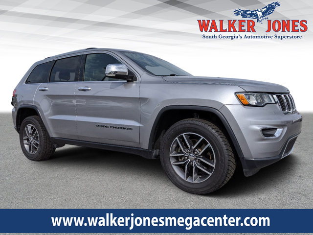 Used 2017 Jeep Grand Cherokee in Waycross, GA