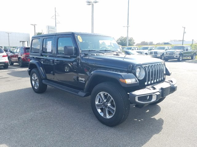 Used 2020 Jeep Wrangler Unlimited in Lilburn, GA