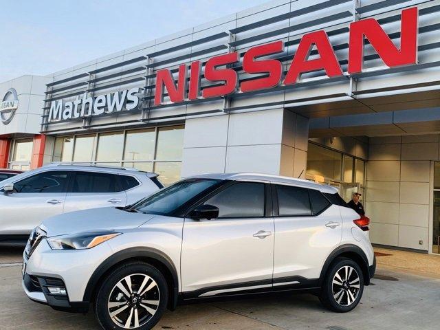 New 2019 Nissan Kicks in Paris, TX