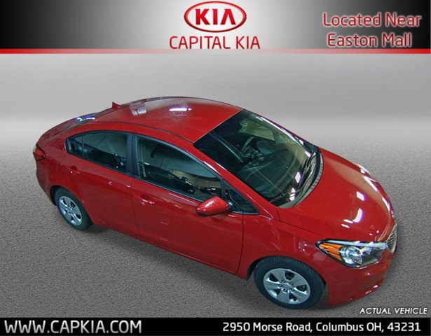Used 2016 KIA Forte in Columbus, OH