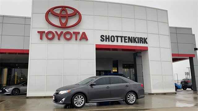 Used 2012 Toyota Camry in Quincy, IL