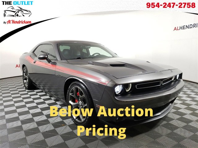 Used 2015 Dodge Challenger in Coconut Creek, FL