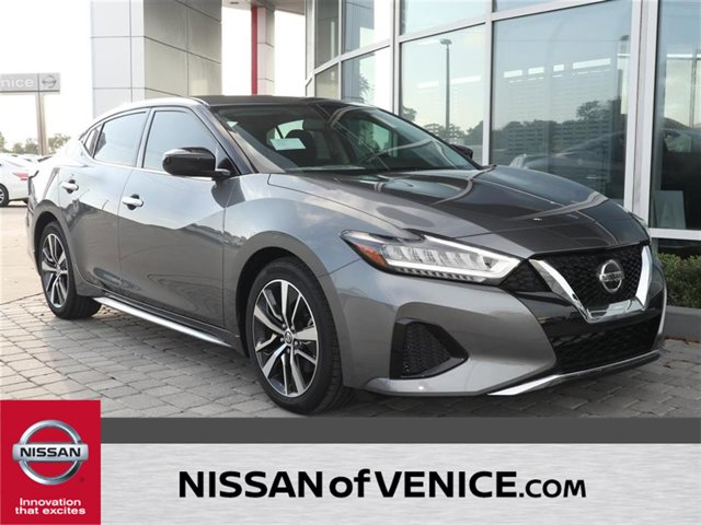 New 2019 Nissan Maxima in Venice, FL