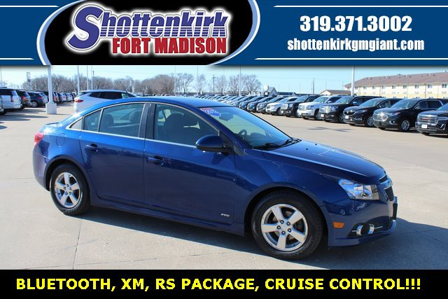 Used 2012 Chevrolet Cruze in Fort Madison, IA