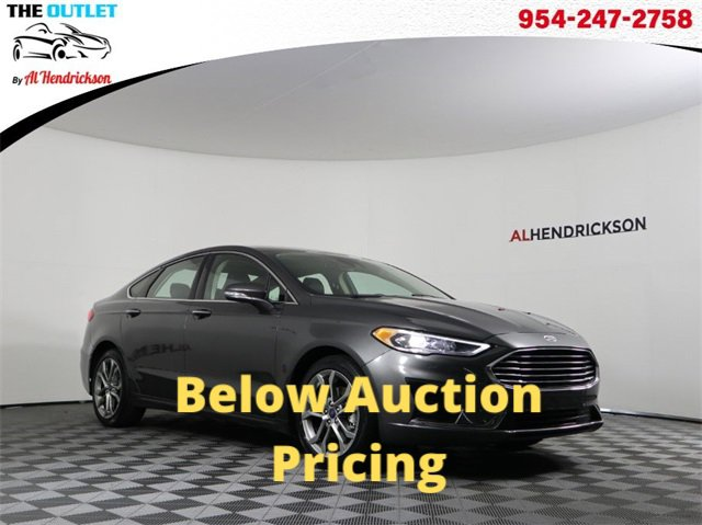 Used 2019 Ford Fusion in Coconut Creek, FL