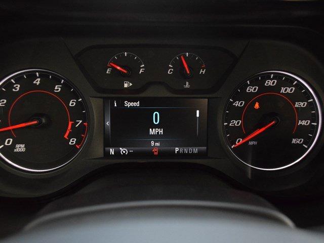 New 2017 Chevrolet Camaro 2dr Cpe LT w-1LT