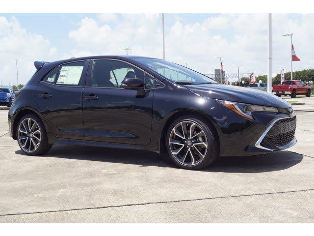 New 2019 Toyota Corolla Hatchback in New Orleans, LA