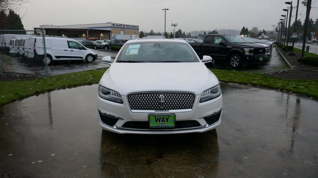 Used 2018 LINCOLN MKZ Select AWD