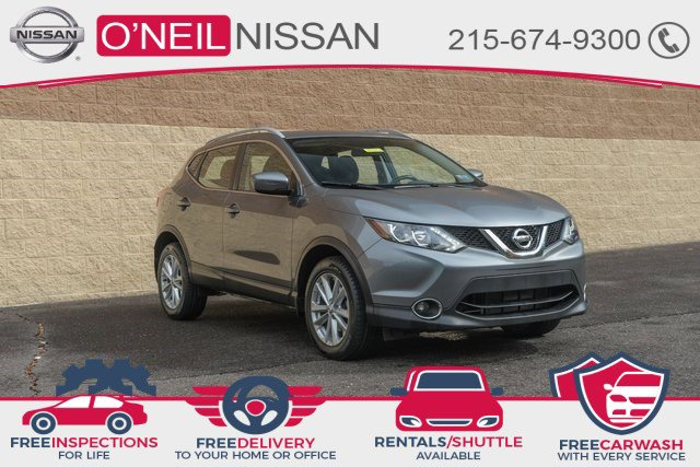 2017 Nissan Rogue Sport SV AWD SV Regular Unleaded I-4 2.0 L/122 [5]