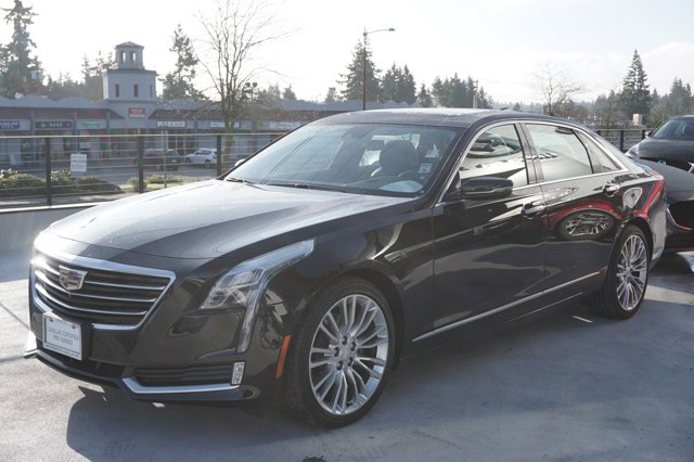 Used 2017 Cadillac CT6 4dr Sdn 3.0L Turbo Luxury AWD