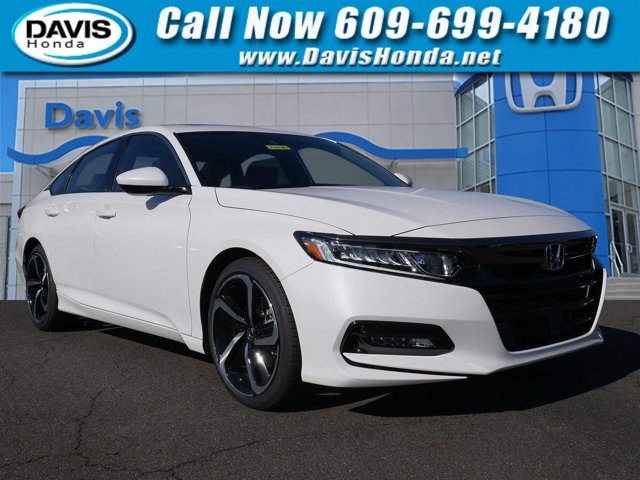 New 2020 Honda Accord Sedan in Burlington, NJ