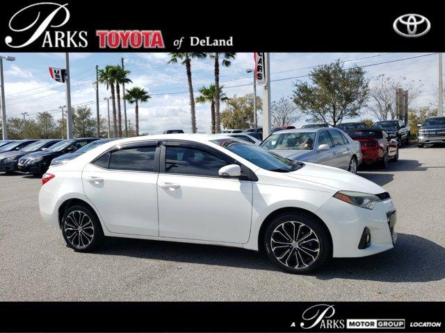 Used 2014 Toyota Corolla in DeLand, FL