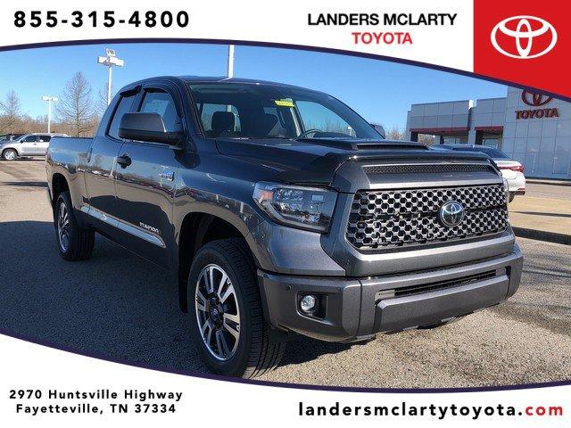 New 2020 Toyota Tundra in Fayetteville, TN