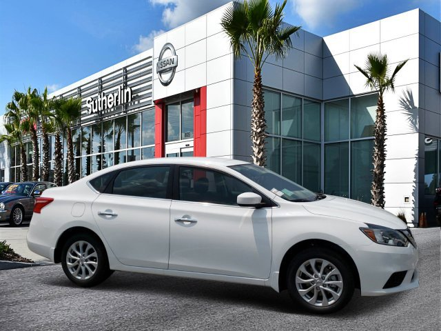 New 2019 Nissan Sentra in Orlando, FL