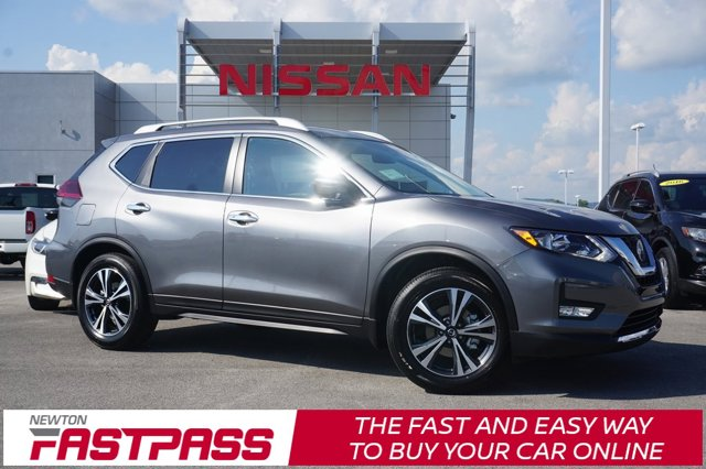 New 2020 Nissan Rogue in Shelbyville, TN