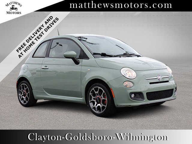 Used 2012 FIAT 500 in Clayton , NC