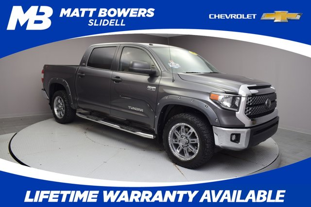 Used 2018 Toyota Tundra in New Orleans, and Slidell, LA