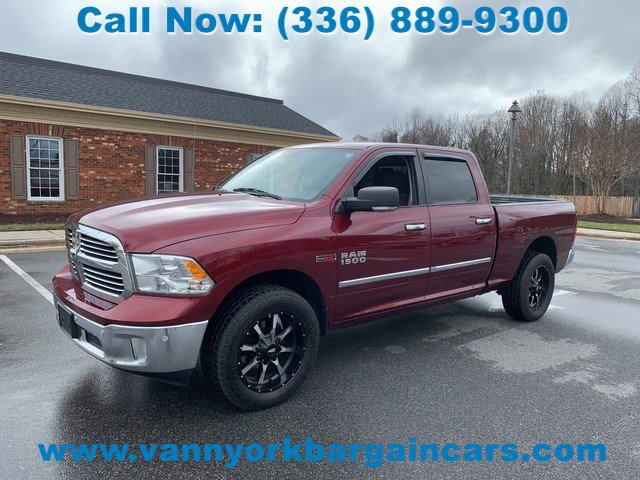 Used 2016 Ram 1500 in High Point, NC