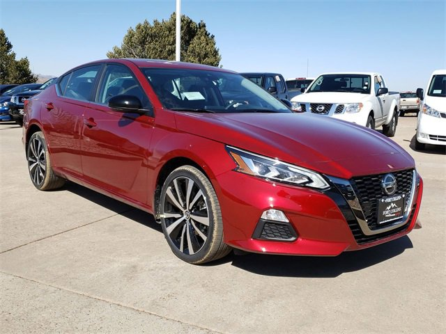 New 2020 Nissan Altima in Fort Collins, CO