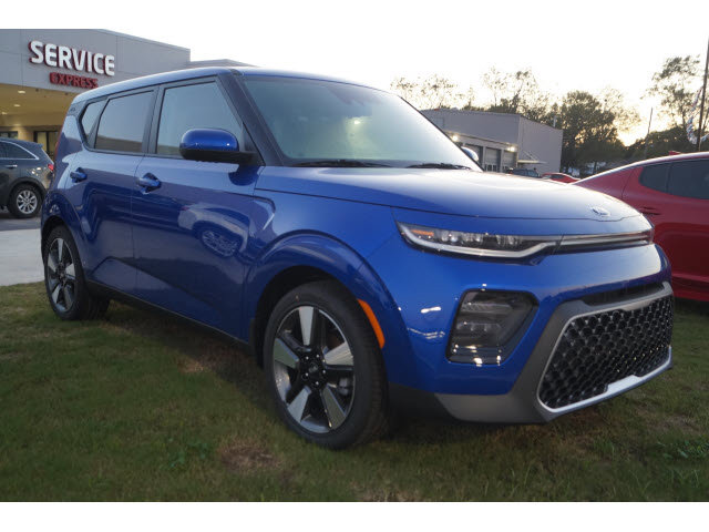 New 2020 KIA Soul in Meridian, MS