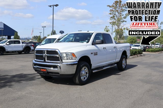 Used 2016 Ram 2500 in Sumner, WA