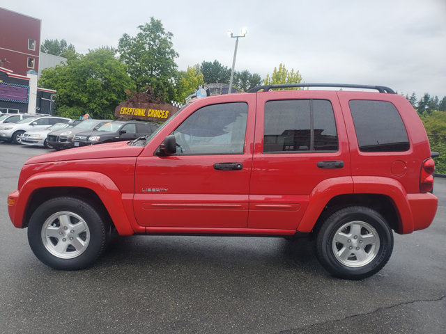 Used 2004 Jeep Liberty 4dr Limited 4WD