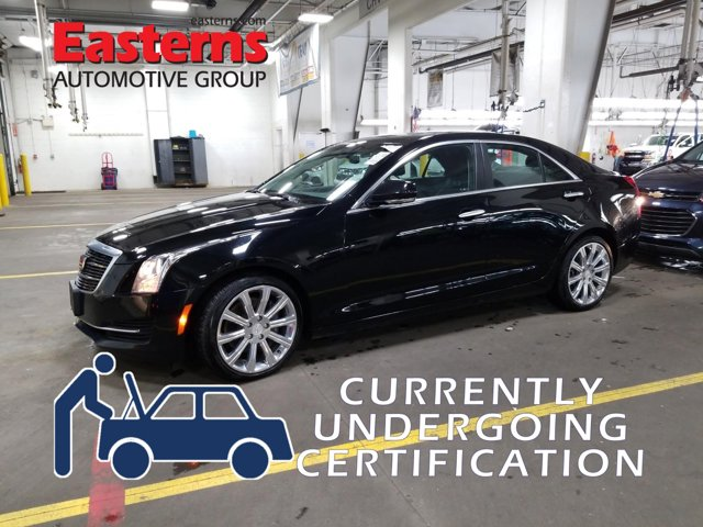 2017 Cadillac ATS Luxury Collection 4dr Car