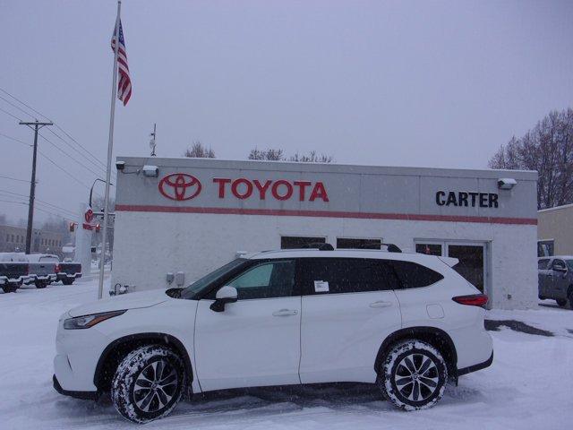 New 2020 Toyota Highlander in Colville, WA