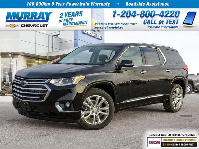2021 Chevrolet Traverse High Country AWD 4dr High Country Gas V6 3.6L/ [14]