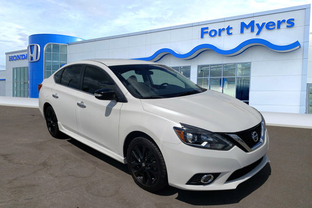 Used 2017 Nissan Sentra in Fort Myers, FL