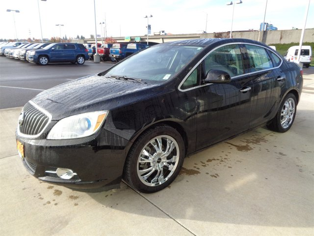 Used 2012 Buick Verano 4dr Sdn Leather Group